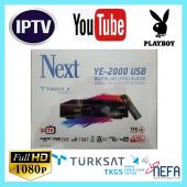 Next 2000 Hd Usb Fta Kasalı Uydu Cihazı 2019