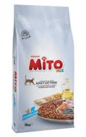 Mito Adult Cat Tavuklu Yetişkin Kedi Maması 15kg