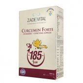 Zade Vital Curcumin Forte 40 Kapsül