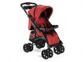 Babyhope Bh 609 Polo Çift Yönlü Bebek Arabası Kırmızı