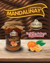 Vegan Mandalina Tatlısı 800 Gr