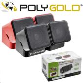 Polygold Pg 09 1+1 Speaker.
