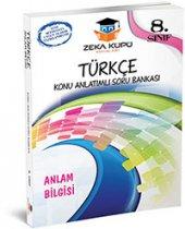 Zeka Küpü 8.sınıf Türkçe Anlam Bilgisi Konu Anlatım Soru Bankası