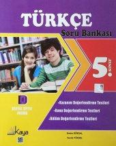 Kaya Yayınları 5. Sınıf Türkçe Soru Bankası