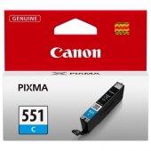 Canon 6509b001 Clı 551c Mavı Murekkep Kartus
