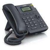 Yealınk Sıp T19p E2 Ip Phone 132x64 Pıxel Lcd Poe 1 Sıp Headset W