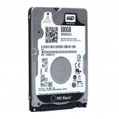 Wd Black 2.5 500gb 32mb Sata 6 Gb S 7200 Rpm 7mm Wd5000lplx