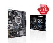 Asus Prıme H310m E R2.0 Csm Intel H310 Lga1151 Ddr4 2666 Hdmı Vga