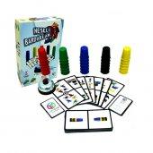 Neşeli Bardaklar Zeka Oyunu Kutu Oyunları