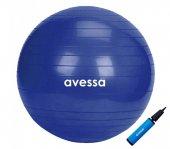 Avessa 65 Cm Pilates Topu Pompalı