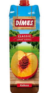 Dimes Meyve Suyu Şeftali 1lt