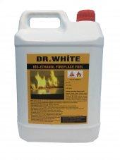 Dr.white Bio Ethanol Bacasız Dumansız Kokusuz Şömine Yakıtı 10 Lt