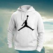 Jordan Siyah Sweatshirt