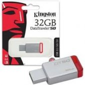 Kıngston 32gb Usb 3.1 Dt50 32gb Metal