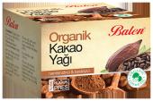 Balen Organik Kakao Yağı