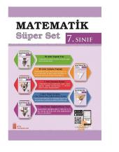 Ata 7.sınıf Matematik Süper Set 2019 2020