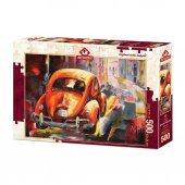 4164 Vosvos Art Puzzle 500 Parça