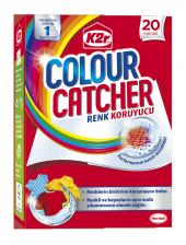 Henkel K2r Renk Koruyucu Mendil Renkli Beyaz Beraber Yıka 20 Adet