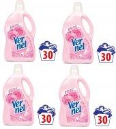 Vernel Gülün Büyüsü Çamaşır Yumuşatıcı Kalıcı Parfüm 3 Ltx4adet