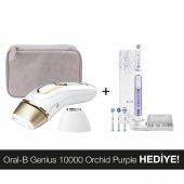 Braun Pl5124 Lazer Epilasyon+oral B Genius Diş Fır...
