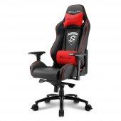 Sharkoon Çok Yönlü,ergonomik,kırmızı Oyuncu Koltuğu Skıller Sgs3 Bk Rd