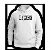 Black Beyaz Sweatshırt