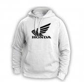 Honda Beyaz Sweatshırt