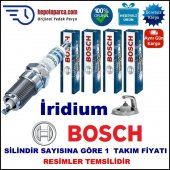 Audı A4 1.6 Avant (09.2001 12.2004) Bosch Buji Seti Platin İridyum (Lpg) 4 Adet