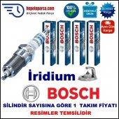 Cıtroen Zx 1.1i (04.1994 08.1996) Bosch Buji Seti Platin İridyum (Lpg) 4 Adet