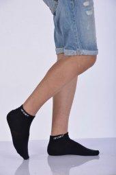 Dikişsiz Yazlık Erkek Patik Çorabı Lacivert E Art234