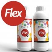 Flex 2000 Gr A+b Esnek Yapılı Epoksi Reçine