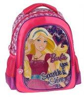 Hakan Çanta Barbie Kız Okul Çantası 86236 (1.kalite) (Lisanslı)