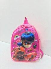 Haeja Uğur Böceği Marinette Kız Çocuk Sırt Çantası