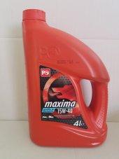 Petrol Ofisi Maxima Plus 15w 40 Motor Yağı 4 Litre