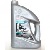 Petrol Ofisi Maxima 10w 40 Dizel Motor Yağı 4 Litr...