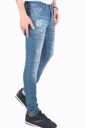 Vikings Jeans Erkek Kot Denim Pantolon 32 Boy 1058
