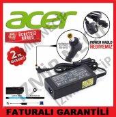 Acer Aspire 5745g Laptop Notbook Uyumlu Adaptör Şarj Aleti Şarz