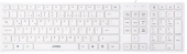 Prolink 6101 Siyah Ve Beyaz Renk Seçenekli Slim Klavye Kılavye