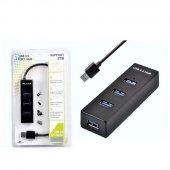 Usb 3.0 Hub + Rj45 10 100 1000mbps Gigabit Ethernet