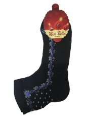 Miss Bella Tül Çorap 1 Çift