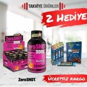 Zeroshot L Carnitine 3000 Mg X 12 Ampul Karnitin + 2 Hediye