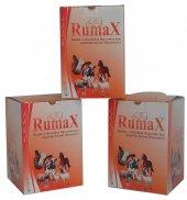 Rumax 100 Gr X 10 Büyükbaş Ve Küçükbaş Hayvanlar İçin Sindirim Sistemi Düzenleyici Premiks