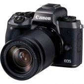 Canon Eos M5 + 18 150mm Lens Aynasız Fotoğraf Makinesi