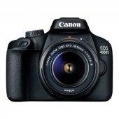 Canon Eos 4000d + 18 55mm Dc Lens Dslr Fotoğraf Makinesi