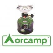 Orcamp Ck 193 Çakmaklı Kartuşlu Kamp Ocağı + 230 Gr Kartuş Hediye