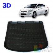 Hyundai Accent Blue (2011 2015) 3d Bagaj Havuzu A Kalite