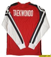 Taekwondo Uzun Kollu Tişört