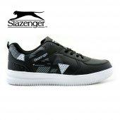 Slazenger Tea Sa19re012 Cilt Poli Bağcıklı Erkek Spor Ayakkabı