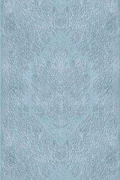 Mavi Renk Klasik Desen Yolluk Halı Hs97803sy