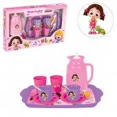 Niloya 10 Parça Muhteşem Çay Seti Kız Oyuncakları...
